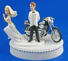 harley cake topper magnificent ideas harley davidson wedding cake toppers attractive