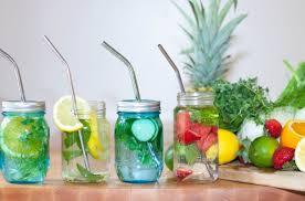 membuat infused water sendiri minuman ajaib 8 resep simple infused water membuat kalori rontok