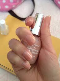 nail polish of the day sally hansen nurturing natural essie