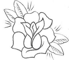 the 25 best rose tattoo stencil ideas on pinterest traditional