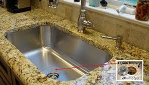 Bacteria In Kitchen Sink - blanco diamond 32
