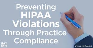 preventing hipaa violations through practice compliance neky rhio