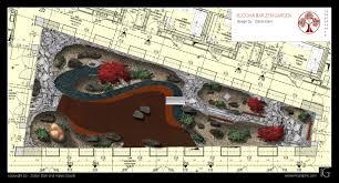 zen garden design layout photograph agnes staudt buddha b