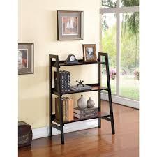 Altra Ladder Bookcase by Riverridge Home 13 In X 44 In 4 Tier Ladder Shelf In Gray 02 071