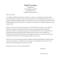 beautiful covering letter for personal assistant 28 for your