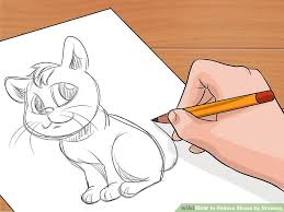 3 ways to relieve stress by drawing wikihow
