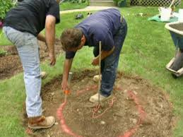 Building A Firepit In Your Backyard How To Build A Pit Diy Pit How Tos Diy
