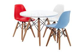 home design exquisite kids retro table and chairs replica eames