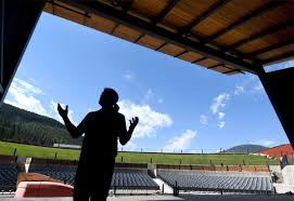 kettlehouse amphitheater aims to be u0027red rocks u0027 of western montana