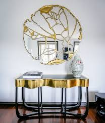 interior design instagram most popular console tables on instagram