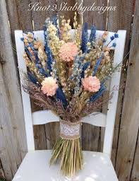 Dried Flower Arrangements Sola Flower Wildflower Dried Flower Bouquet Wedding Flowers