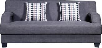 Vogue Bedroom Furniture by Vogue Futon Charcoal The Brick