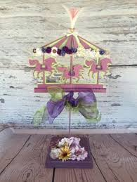 Carousel Horse Centerpiece by Centerpieces Carousels And Horses On Pinterest