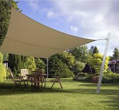 Sail Patio Cover Carports Driveway Shade Canopy Custom Sun Shade Sail Canvas Sail