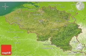 belguim map satellite 3d map of belgium physical outside satellite sea
