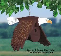 birdhouse wood patterns flying eagle birdhouse woodcraft pattern