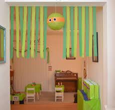 Ninja Turtle Wall Decor Tmnt Paper Lantern Decorations One Artsy Mama
