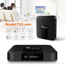 mini tv for android tx3 mini android 7 1 tv box 2gb 16gb amlogic s905w 2 4