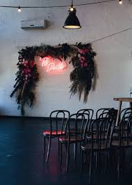 wedding backdrop sign 11 neon wedding signs to brighten your reception brides