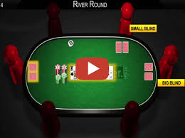 Big Blind Small Blind Rules How To Play Poker Game Online Poker Rules My How To Video Guide
