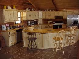 Log Cabin Furniture Classic Look In The Log Cabin Kitchens Amazing Home Decor