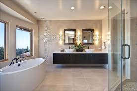 Tile Master Bathroom Ideas by Modern Master Bathroom Design Ideas Handsome Small Wall Mount Sink