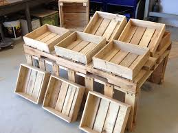 pallet display table and boxes dunway info pallets index html