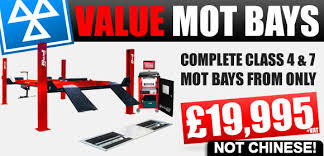 class 7 mot bay value ge mot bay available v tech uk