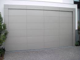 aluminium composite garage door