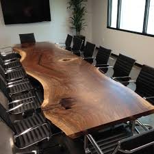 Custom Boardroom Tables Furniture Cool Small Wooden Triangle Conference Table Design