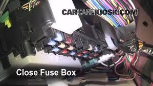 interior fuse box location 2003 2008 toyota corolla 2007 toyota