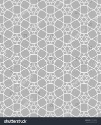 contemporary wallpaper seamless geometric line pattern contemporary graphic stock vector