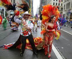 new york s hispanic day parade exalts cultural traditions