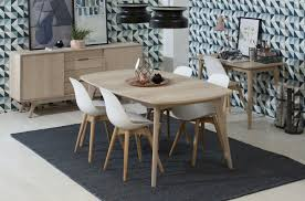 Table Salle A Manger Bois Clair by