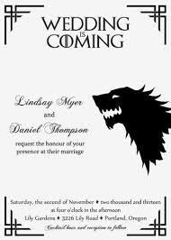 wedding slogans wedding is coming throw a spectacular of thrones wedding