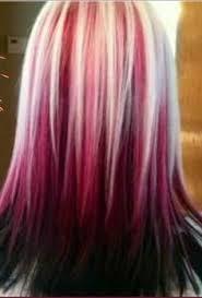 black hair to raspberry hair raspberry sundae hair styles and colors pinterest raspberry