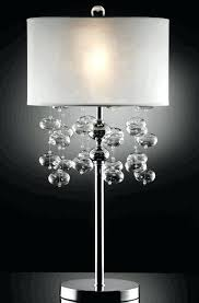 Glass Bubble Chandelier Champagne Bubble Glass Floor Lamp French Column Glass Floor Lamp