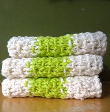 simple slip stitch dishcloth simple dishcloth and