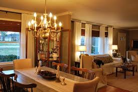kitchen dining room living room layout