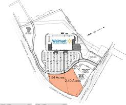 Walmart Map Appomattox Va Walmart Outparcel Retailfor Sale The Shopping