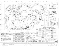 electrical plan file lighting and electrical plan kaiser center 300 lakeside