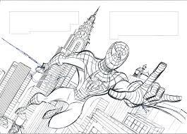 drawn spider man original pencil color drawn spider man