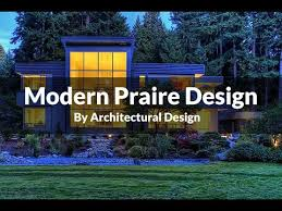 modern prairie style modern prairie style home design by architectural design
