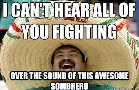 Mexican Sombrero Meme - merry mexican memes quickmeme