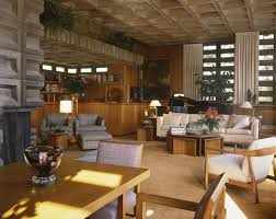 Frank Lloyd Wright Prairie Style by House Plan Usonian House Plans Prarie House Plans Prairie