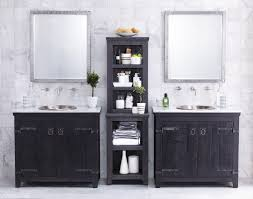 bathroom vanity ideas pictures bathroom classy double vanity linen cabinets delta faucets black