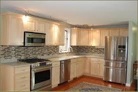 exellent maple kitchen cabinets lowes u inside design