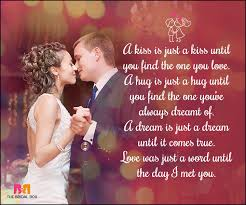 Marriage Day Quotes 35 Love Marriage Quotes To Make Your D Day Special