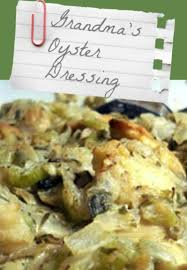 oyster dressing recipe oyster recipe whats cooking america