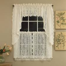 Sears Kitchen Design by Awesome Kitchen Curtains At Sears And Stunning Curtain Rods To
